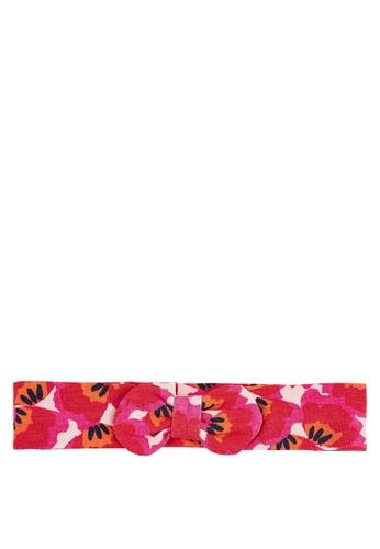 Du Pareil Au Même (DPAM) pink Pink Hairband B74A1KC135D643GS_1