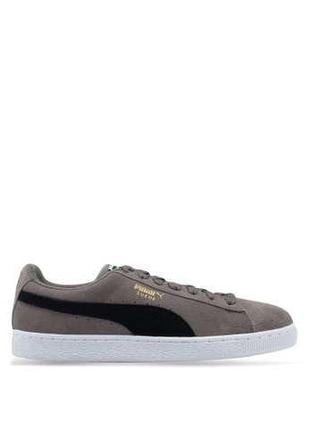 new concept 3c547 62bcd Buy Puma Suede Classic Sneakers Online on ZALORA Singapore