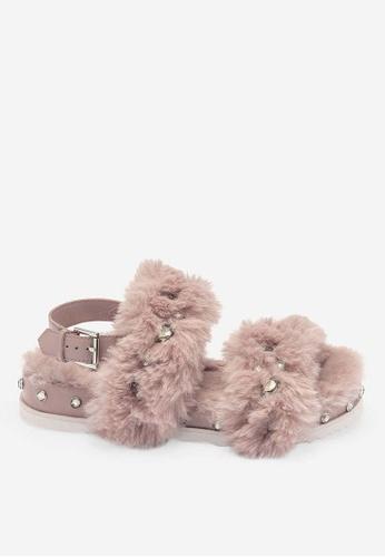 ASH 粉紅色 Ubu - 粉紅色涼鞋 5982ASH9AAD46BGS_1