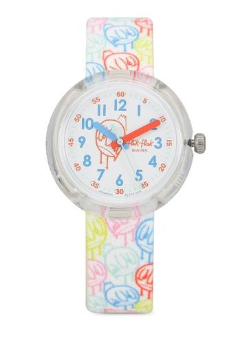 Flik Flak white Chicky Watch 97364KC432769CGS_1