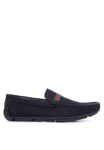 Wade black Driving Shoes 2CD63SH0F19A2FGS_1