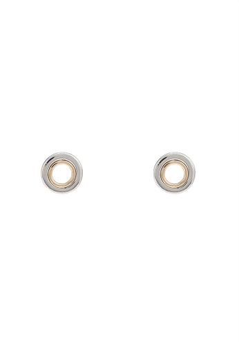 niko and ... silver Circular Earrings 6B2AEACC0BF136GS_1