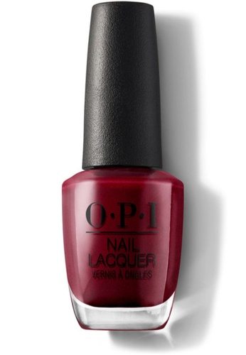 O.P.I red NLF52 - NL - BOGOTA BLACKBERRY 38D32BE4E2D44DGS_1