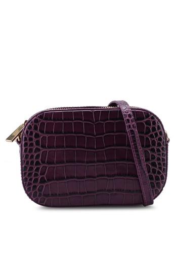 Pop & Suki purple Camera Bag 9BB81AC012B9E5GS_1