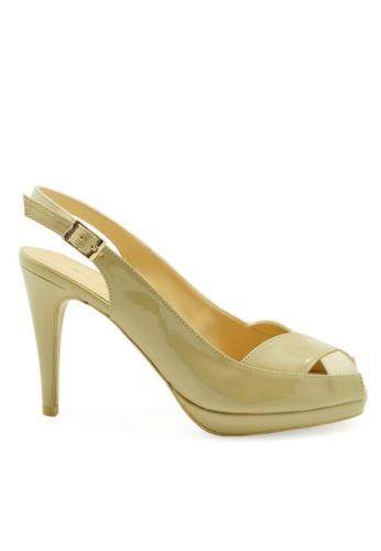 Estee Platform Heels