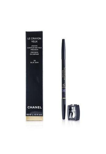 CHANEL CHANEL - Le Crayon Yeux - No. 19 Blue Jeans 1g/0.03oz BE79FBEBF3E3FFGS_1