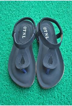 TNL Rana Sandals (Black)