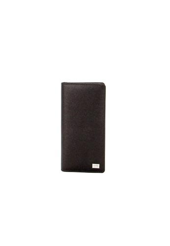Picard brown Picard Saffiano Men's Leather Long Wallet B10A9AC024DE9CGS_1