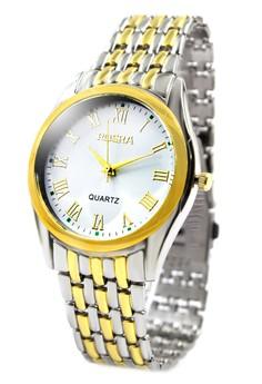 Rosra Renand-W Unisex Stainless Steel Strap Watch
