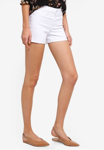 f21e67cc114951 Buy Vero Moda Hot Seven Denim Fold Shorts Online on ZALORA Singapore