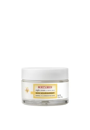 Burt's Bees n/a Skin Nourishment Night Cream 51g 934F4BE20742D0GS_1