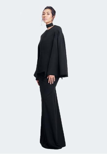 De Leuca black De Leuca Kurung Tun Fatimah (Black) 302CCAA09F2640GS_1