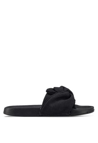 Rubi 黑色 Wild Slide Sandals 33423SH97734D0GS_1