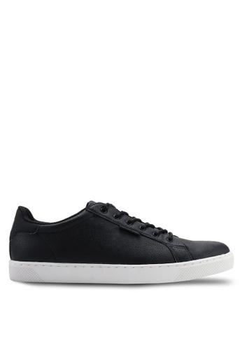 Jack & Jones black Trent Sneakers 00C4BSH6388A3CGS_1
