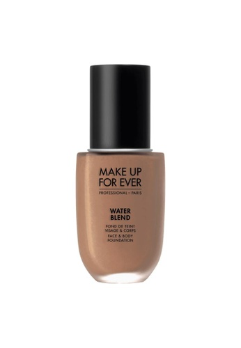 MAKE UP FOR EVER brown WATER BLEND - Face & Body Foundation 50ML Y455 61B80BE51955F4GS_1