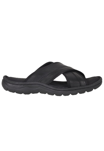 Tomaz black Tomaz C365 Mens Sandals (Black) 8937BSHD4F15E4GS_1