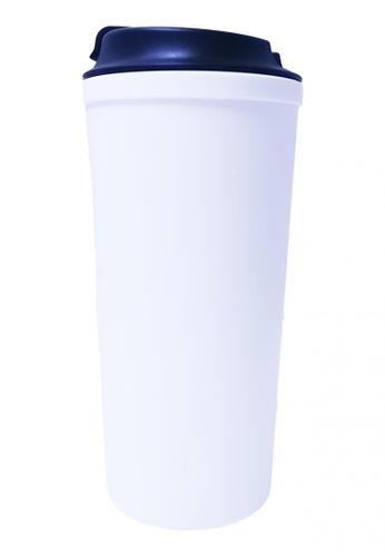 Artiart white Idea Café+ Suction Cup (White) Design By ArtiArt 13A92HL48F8442GS_1