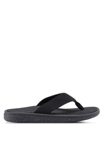 ALDO black Welawien Flip Flops 6F2A8SH170083FGS_1