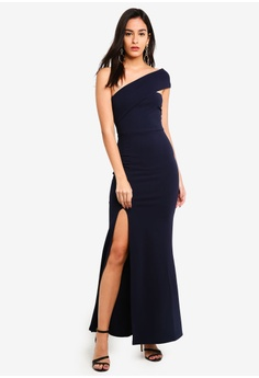 997da8d555521 31% OFF MISSGUIDED One Shoulder Maxi Dress S  61.90 NOW S  42.90 Sizes 6 8  10 12