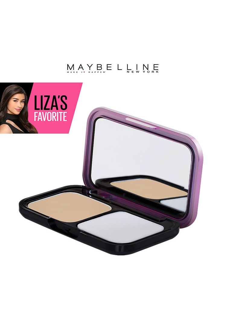 Clear Smooth All-in-One Powder Foundation in Soft Beige