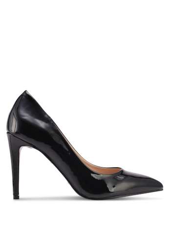 Dorothy Perkins black Emily Pointed Court Heels AA978SH51F9DE2GS_1