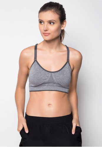 3bfb75130f376 Shop Lady Grace Racerback Sports Bra Online on ZALORA Philippines