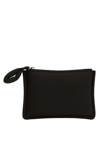 Mango black Padded Cosmetic Bag 8911BAC3E5B1E6GS_1