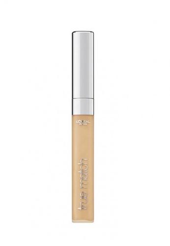 L'Oréal Paris beige L'Oreal Paris True Match Liquid Concealer 3G/W Golden Beige F38D3BE8A212E0GS_1