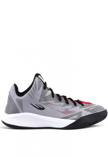 World Balance grey Clutch MS Basketball Shoes 7EED8SH1362072GS_1