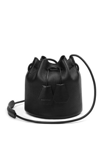 RABEANCO black RABEANCO SPACE Small Shoulder Bag - Black E18DEAC760F5FEGS_1