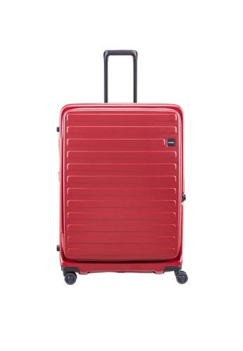 Lojel red Cubo 1 Koper Hardcase Large/30 inch - Burgundy 5EC9BAC08894ADGS_1