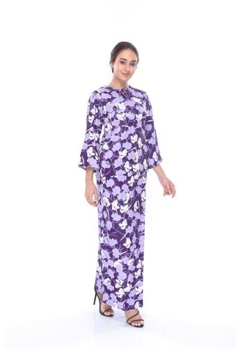 Amar Amran purple Kurung Kedah Iris 9E194AAE7C20EDGS_1