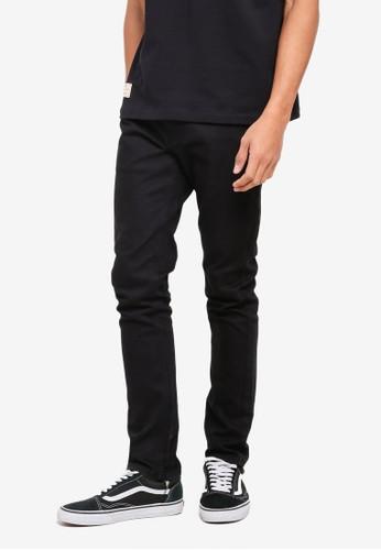 Factorie black Skinny Leg Denim Jeans 99BF6AA3853F7DGS_1