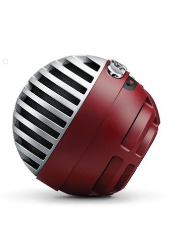 Shure red Shure MOTIV MV5 - Digital Condenser Microphone B801CES2F27BF1GS_1