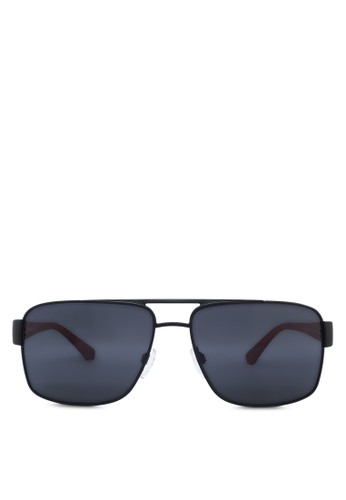 Essential Leisure Steel Sunglasses, 飾品配件, 飛行esprit衣服目錄員框