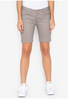 BNY brown Bermuda Colored Shorts 64CF9AA1CC1D6EGS 1 ce675ea132f