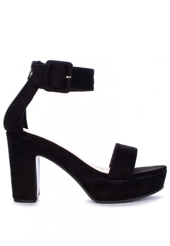 e3941dc4628c Shop Rock Rose Platform Sandals Online on ZALORA Philippines