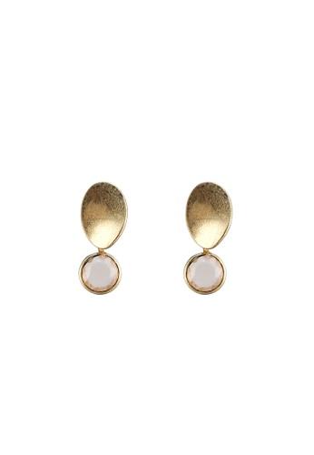niko and ... gold Bead Earrings F9171AC1292205GS_1