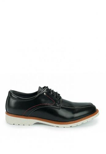 Cardam's Lifestyle black Scott Formal Shoes A2C64SHB56416DGS_1