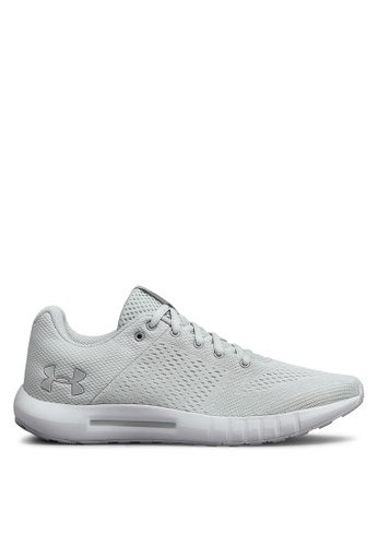 UA W Micro G Pursuit Running Shoes