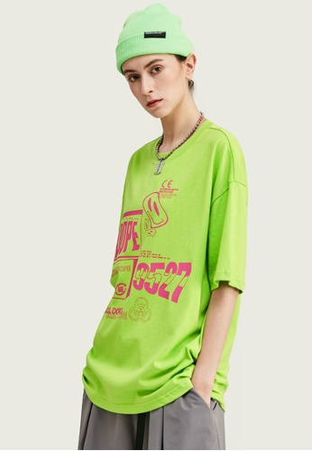 Twenty Eight Shoes Trend Printed T-Shirts 1035S20 79653AA33C2D78GS_1