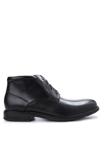 Rockport black Essential Details II Chukka Formal Shoes RO474SH06WFTPH_1