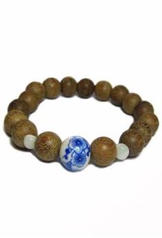 Luis - Handcrafted Wooden Bracelet