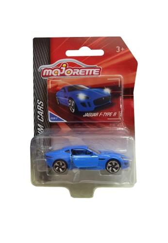 Majorette blue Majorette Premium Cars Jaguar F type R - Blue C9474KCE8E84E6GS_1