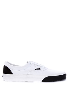 VANS white Color Block Era Sneakers 38906SHB5DD745GS 1 026e9df59a