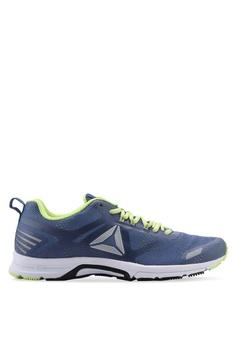 2f4520a796e22 Reebok blue Ahary Runner Shoes 4A8FCSHC69054BGS 1