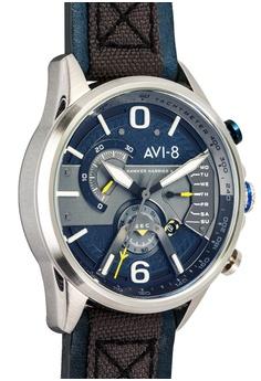 909eb7bc04 AVI-8 AVI-8 Men s Genuine Leather Strap Watch - AV-4056-01 HK  2