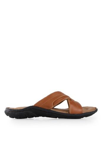 MARC & STUART Shoes brown Sandal Genio MA456SH40BDBID_1