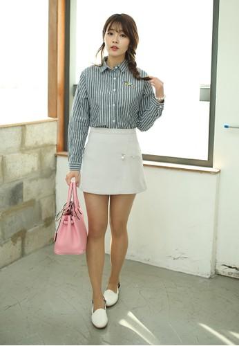珠飾迷你短裙, 服飾, salon esprit 香港裙子