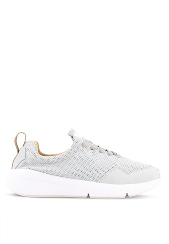 Rawrow grey Wax 200 Chamude Sneakers RA312SH0RQMCMY_1
